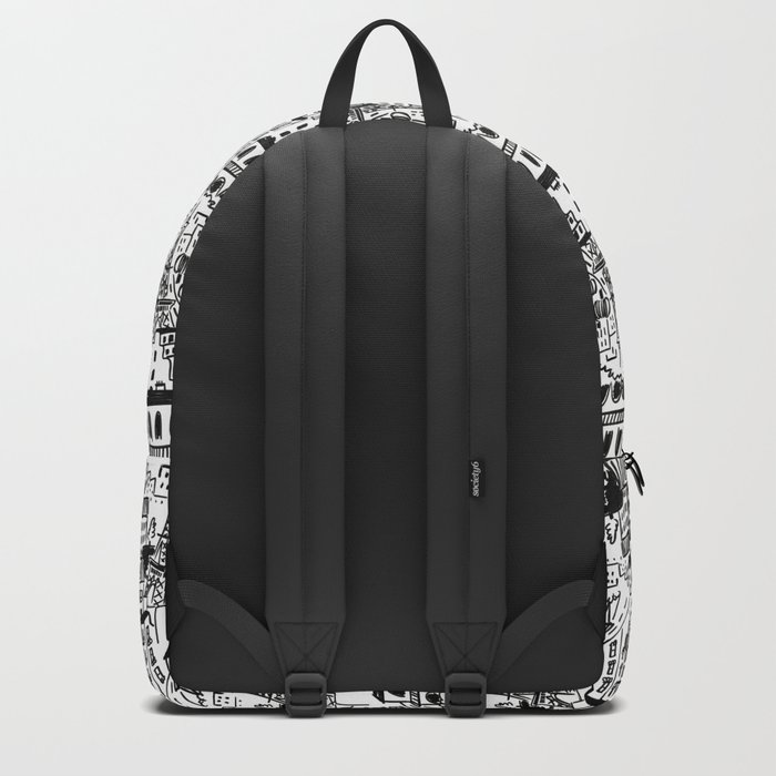Paris Streets Backpack