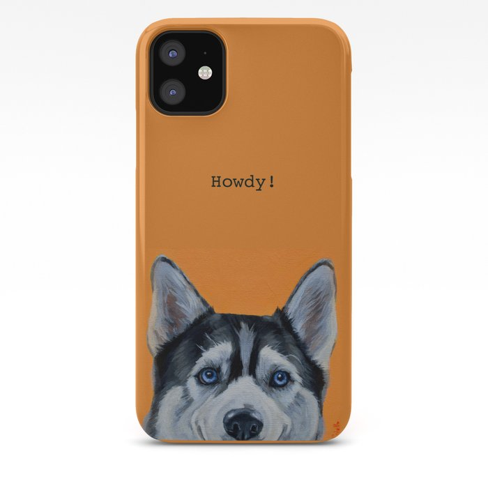 Howdy! iPhone 11 case