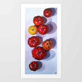 Tomato 2 Art Print