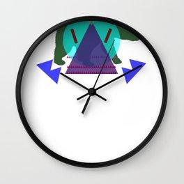 Pol∆r Kolors Wall Clock