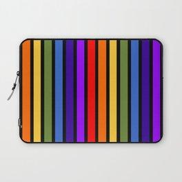 The Bold Rainbow Laptop Sleeve