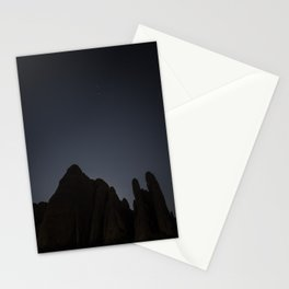 Moonlit Mountains Stationery Cards