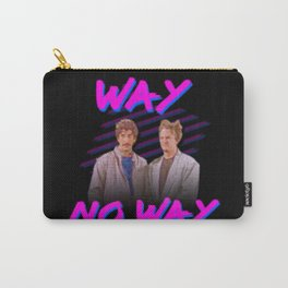 Way No Way (best boys band of 80s) Carry-All Pouch