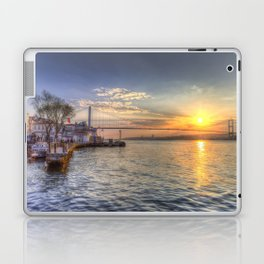 Istanbul Turkey Bosphorus Laptop & iPad Skin