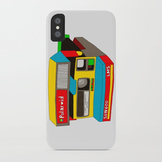 Captures Great Moments (color toy) iPhone Case