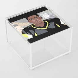 The People Say Guilty Acrylic Box