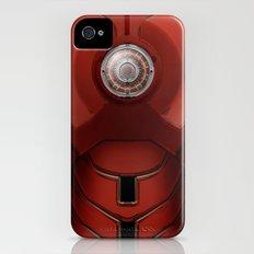 iron man v.1 Slim Case iPhone (4, 4s)