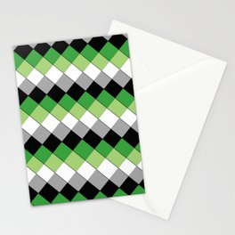 Aro (pattern) Stationery Cards