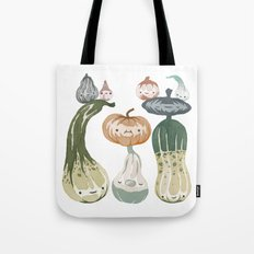 Courges Tote Bag