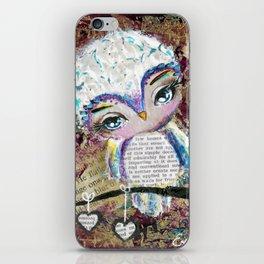 PS I Love You iPhone Skin