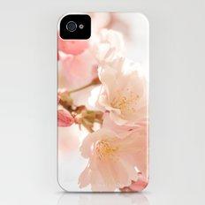 Cherry Bokeh iPhone (4, 4s) Slim Case