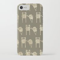 finn and jake iPhone & iPod Cases featuring Finn & Jake by Laela's Heart