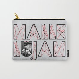 Leonard Cohen Hallelujah Carry-All Pouch