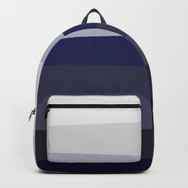 Whites and Blues Backpack