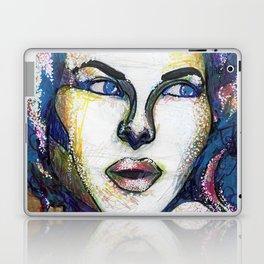 Pop Art Woman Laptop & iPad Skin