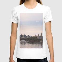 Ottawa reflection T-shirt