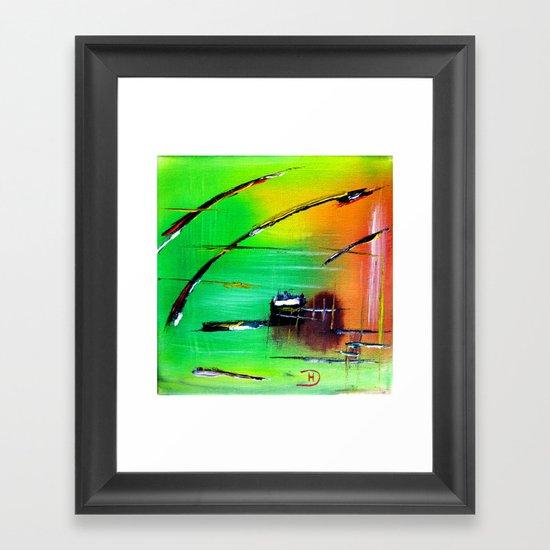 2 of 6 Framed Art Print