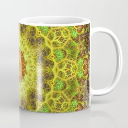 Dimensional Transition Mandala Coffee Mug