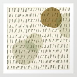 Coit Pattern 22 Art Print