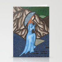 monet Stationery Cards featuring Monet by Gabriel Guyer