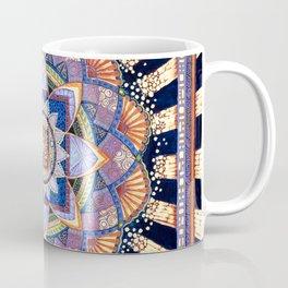 Radiant Light Beams Coffee Mug