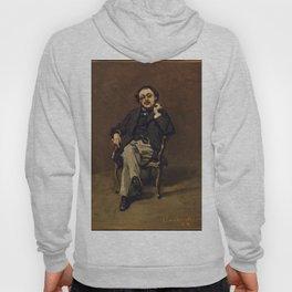 Claude Monet - Dr. Leclenché (1864) Hoody