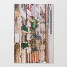 Narrow  Canvas Print