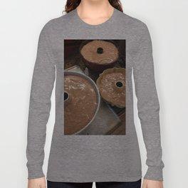 Chocolate Long Sleeve T-shirt