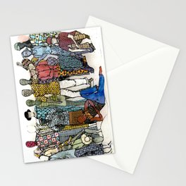 Breezy Beach Stationery Cards