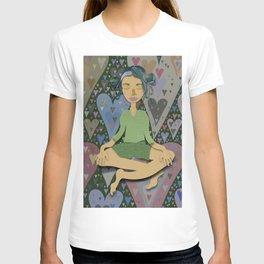 loving-kindness meditation T-shirt