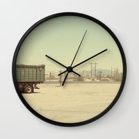 arizona Wall Clocks featuring Arizona by Mr and Mrs Quirynen