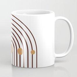 Minimalist Arch No.4 Coffee Mug