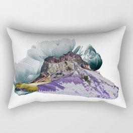 Purple Mountian Rectangular Pillow
