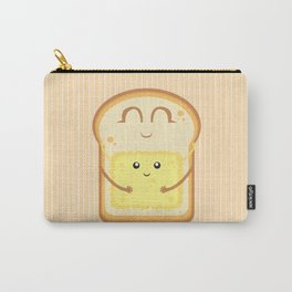 Hug the Butter Carry-All Pouch