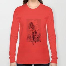 Bundenko collage Long Sleeve T-shirt