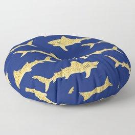 Jaguar Shark Floor Pillow
