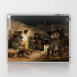 The Third of May by Francisco Goya Laptop & iPad Skin