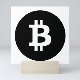 Bitcoin 18 Mini Art Print