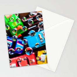 AJKG *Toy Cars + Drops* Stationery Cards