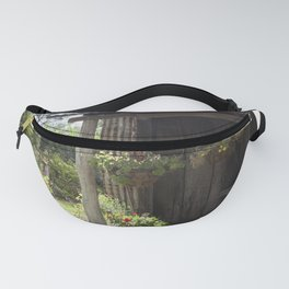 The Old Cottage Garden Fanny Pack