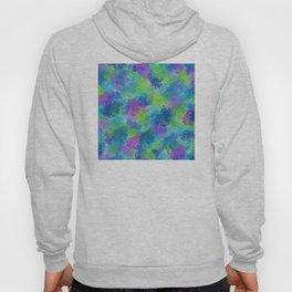 Hydrangeas Abstract Hoody