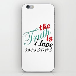 The Truth is... iPhone Skin