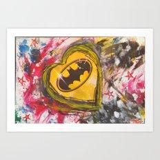 You Are Super Stars Art Print