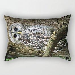 Cute Owl Rectangular Pillow