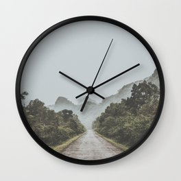 Cat Ba Island Wall Clock