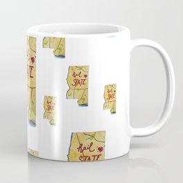 Mississippi State - Hail State! Coffee Mug