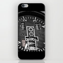 Altimeter iPhone Skin