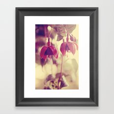 Dream in Fushia Framed Art Print