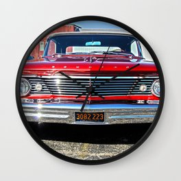 Pontiac Bonneville Wall Clock