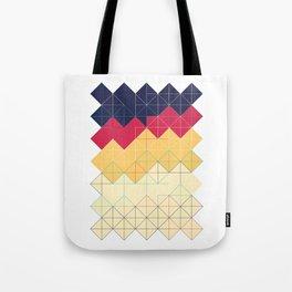Created with code! - Geometric Art - Digital Download Tote Bag